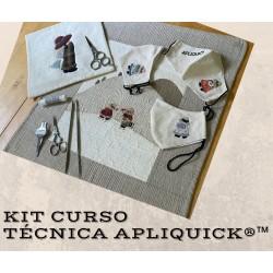 KIT CURSO TÉCNICA APLIQUICK ®™